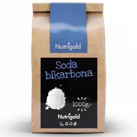 Soda bikarbona bez aluminija 1000g