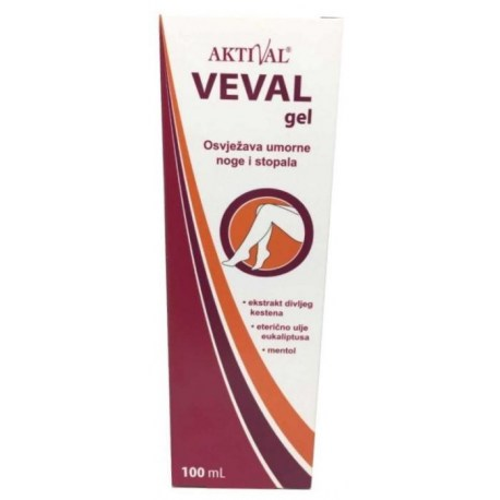 Aktival Veval gel 100ml