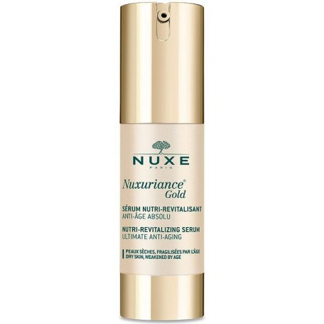 Nuxe Nuxuriance Gold Nutri-Revitalising Serum 30ml