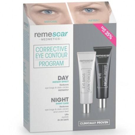 Remescar DAY & NIGHT korektivna njega kože oko očiju