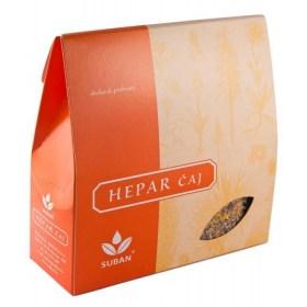Suban Hepar čaj 80g