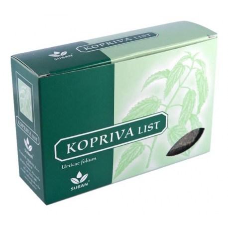 Suban Kopriva list čaj 30g