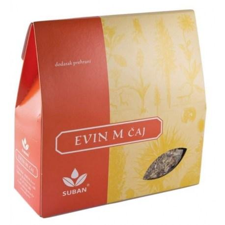 Suban Evin M čaj 80g