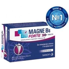 Magne B6 Forte tablete s magnezijem i vitaminom B6