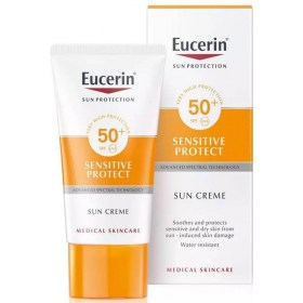 Eucerin SunScreen SPF 50+, 50ml