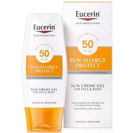 Eucerin Krema-gel za zaštitu od alergija izazvanih suncem SPF 50