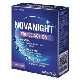 Novanight Triple Action za san, smirenje i uspavljivanje