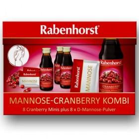 Rabenhorst Brusnica + D-Manoza