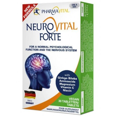 NeuroVital Forte tablete