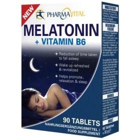 Melatonin + Vitamin B6 Tablets