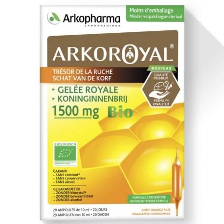 Arkoroyal BIO Matična mliječ 1500 mg