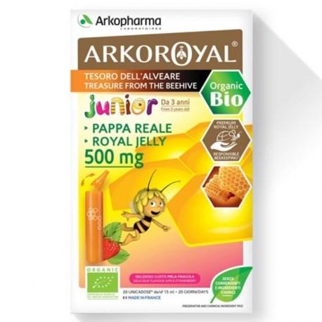 Arkoroyal Junior BIO Matična mliječ 500 mg