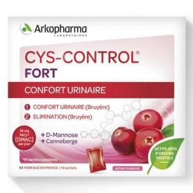 Arkopharma Cys‐Control Fort za pomoć kod urinarnih infekcija