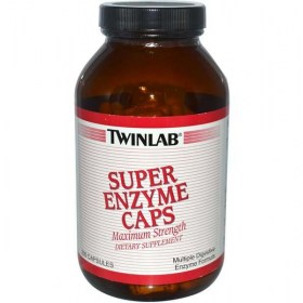 Twinlab Super Enzyme capsules 50 pcs.
