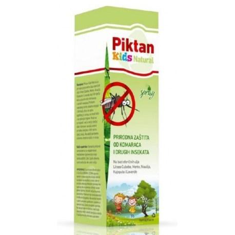 Piktan Kids Natural zaštita djece od uboda komaraca i insekata