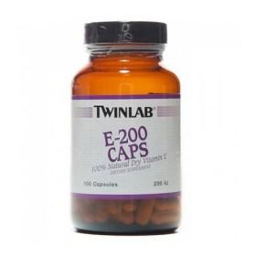 Twinlab Vitamin E-200, 100 kom.