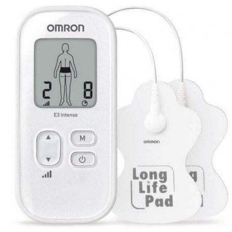 OMRON elektrostimulator TENS E3 za ublažavanje boli i napetosti u mišićima