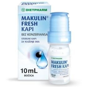Makulin Fresh kapi za oči 10ml