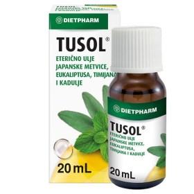 Dietpharm Tusol eterično ulje 20ml