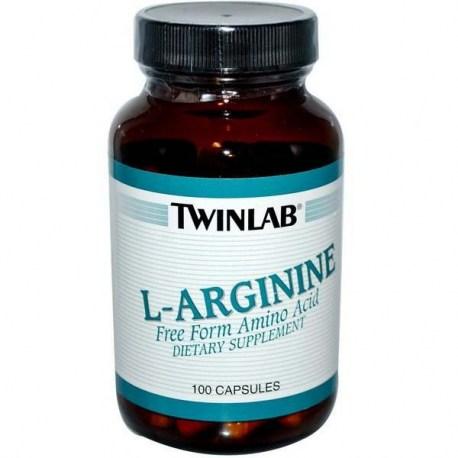 Twinlab L-Arginin 500mg, 100 kom.
