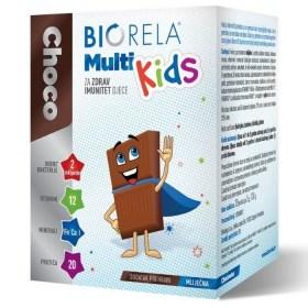 Biorela Choco Multi Kids za zdrav imunitet