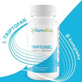 Triptobel kapsule dodatak prehrani s L-triptofanom