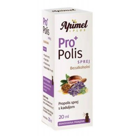 Apimel Propolis spray with alcohol-free sled