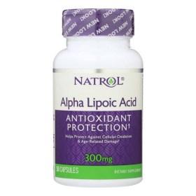 Natrol Alpha Lipoic Acid 50 x 300 mg