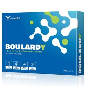 Yasenka Boulardy kapsule za pomoć kod dijareje