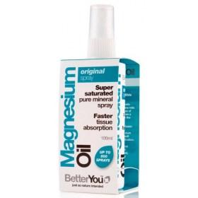 BetterYou Magnesium Spray Oil 100ml