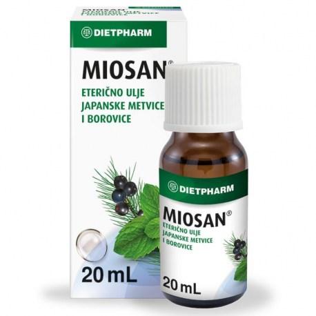 Miosan eterično ulje