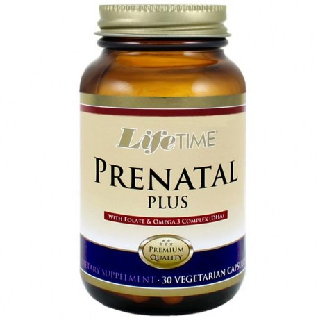 LifeTime Prenatal Plus kapsule