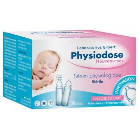 Physiodose fiziološka otopina