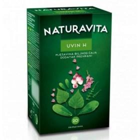 Naturavita Uvin H čaj 50g