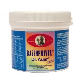 Basenpulver powder helps with gastritis, heartburn and flatulence