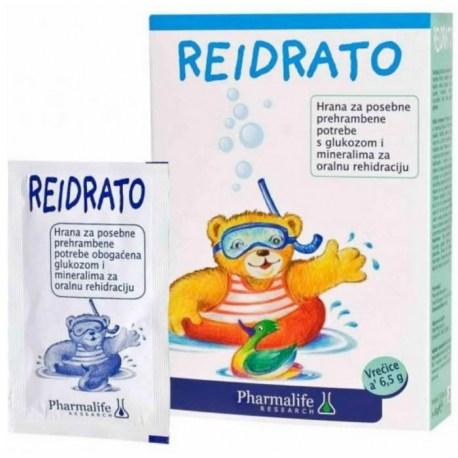 Pharmalife Reidrato hrana za posebne prehrambene potrebe