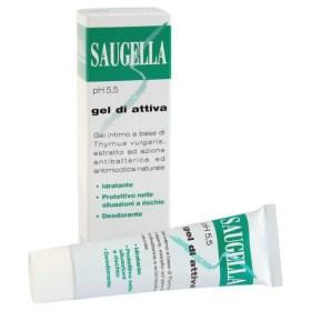 Saugella Attiva podmazujući gel s antimikrobnim djelovanjem