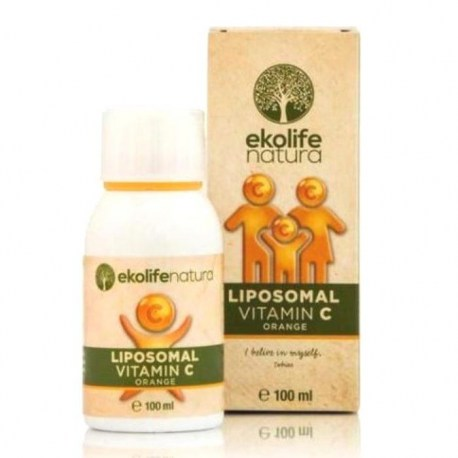 Liposomalni vitamin C Ekolife 100ml
