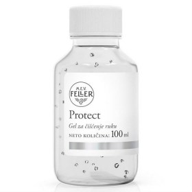 m.e.v. Feller Protect Gel za čišćenje ruku 100ml
