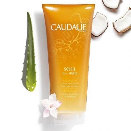 Caudalie Soleil des Vignes gel za tuširanje bez sapuna