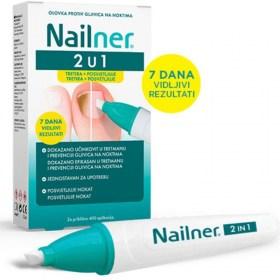 Nailner pencil against nail fungus