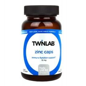 Twinlab Cink kapsule 15mg