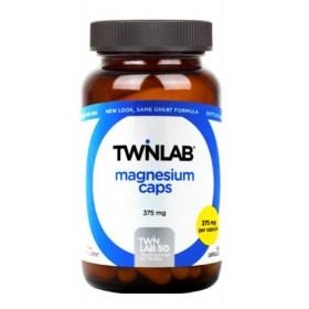 Twinlab Magnesium 375mg capsules 100 pcs.
