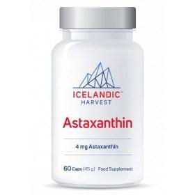 Icelandic Harvest Astaxanthin kapsule 60x4mg