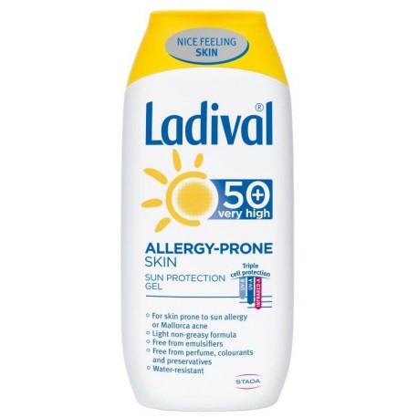 Ladival Allergy 50+ Gel 200ml