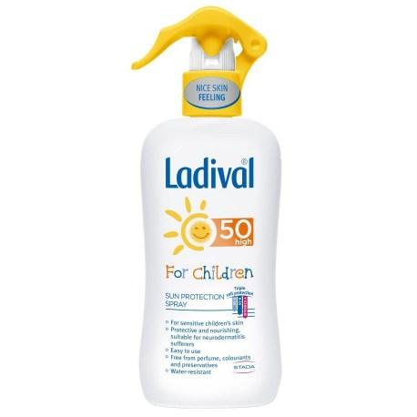 Ladival sprej za zaštitu od sunca za djecu SPF 50+