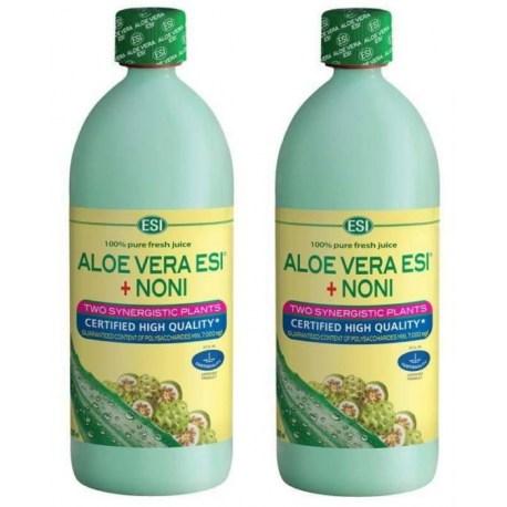 Esi sok Aloe Vera i ploda biljke noni 1+1 Gratis