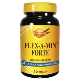 Natural Wealth Flex-a-min Forte 60 kom.