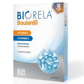 Biorela Boulardii capsules