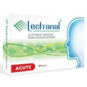 Lectranal Acute against allergies